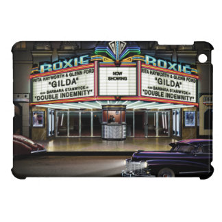 Roxie Picture Show Case For The iPad Mini