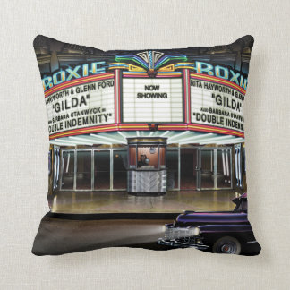 Roxie Picture Show Cushion
