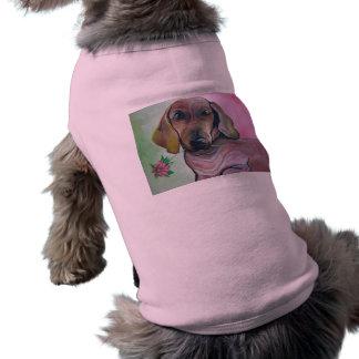 Roxie Sleeveless Dog Shirt