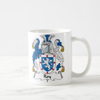Roy Family Crest Coffee Mug