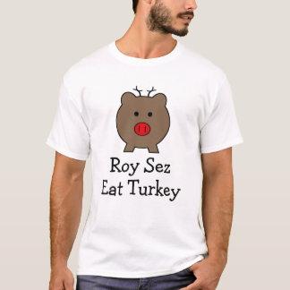 Roy the Christmas Pig T-Shirt
