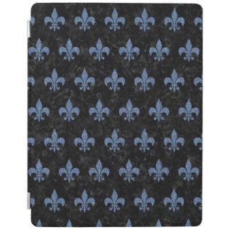 ROYAL1 BLACK MARBLE & BLUE DENIM (R) iPad COVER