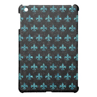 ROYAL1 BLACK MARBLE & BLUE-GREEN WATER (R) CASE FOR THE iPad MINI
