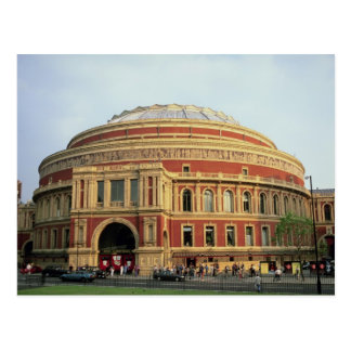 Royal Albert Hall, London, England, U.K. Postcard