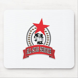 royal all-star service mouse pad