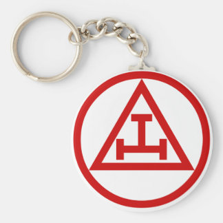 Royal Arch Chapter Key Ring