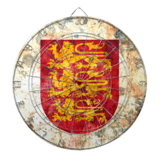 Royal Arms of England Dart Boards