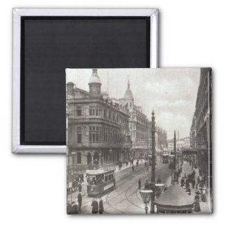 Royal Avenue, Belfast, c.1900 Magnet