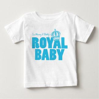 Royal Baby Blue Baby T-Shirt
