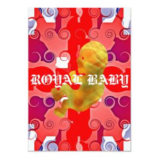 ROYAL BABY CARD