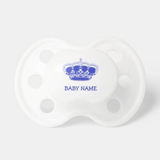 Royal Baby Crown Dummy