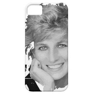 Royal baby - Diana Princess iPhone 5 Cases
