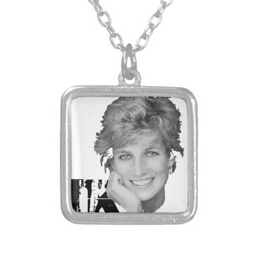 Royal baby - Diana Princess Pendants