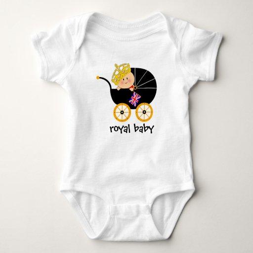 Royal Baby Infant Clothing Infant Creeper