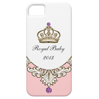 Royal Baby Monogram iPhone 5 Case