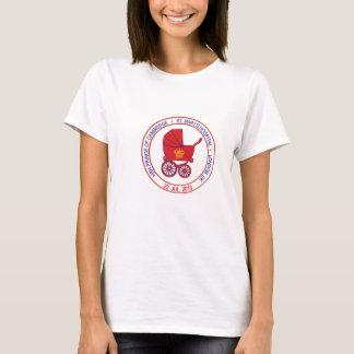 ROYAL BABY Postmark Souvenir T-Shirt