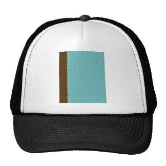 Royal Background Cap