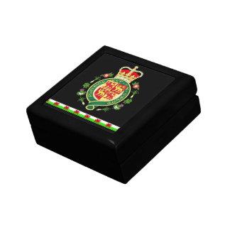 Royal Badge of Wales Gift Box