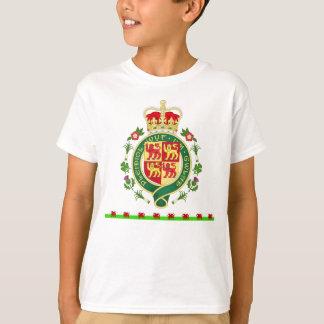 Royal Badge of Wales T-Shirt