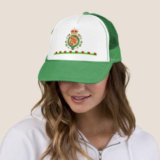 Royal Badge of Wales Trucker Hat