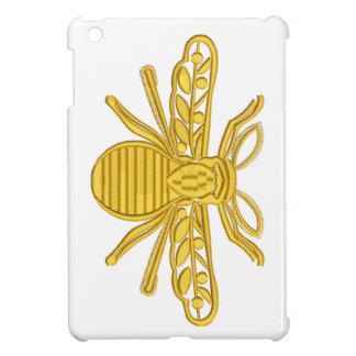 royal bee, imitation of embroidery cover for the iPad mini