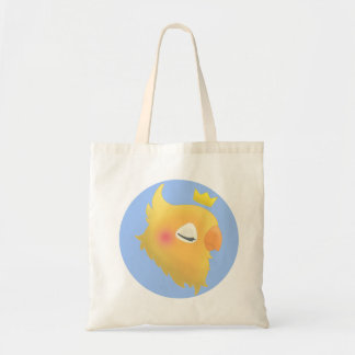 Royal Bird Tote Bag