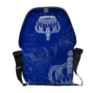 Royal Bloodline - Blue Commuter Bag