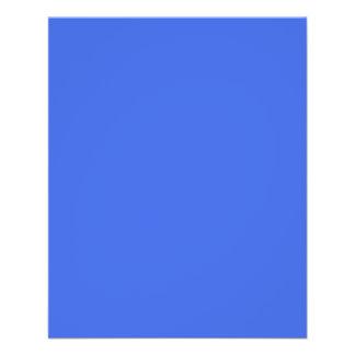 Royal Blue 11.5 Cm X 14 Cm Flyer