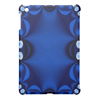 Royal Blue Abstract Speck Case iPad Mini Case