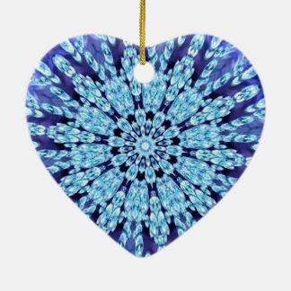 Royal Blue Dream Come True Kaleidoscope Ornament
