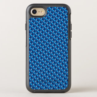 Royal Blue Drop Stud Studded Metal Effect Metallic OtterBox Symmetry iPhone 7 Case