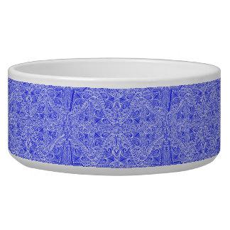 Royal Blue Elegant flow
