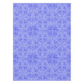 Royal Blue Elegant flow Tablecloth