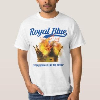 Royal Blue Men's Tee Shirt