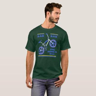 Royal Blue Rad Dad - Still Keepin it Real T-Shirt