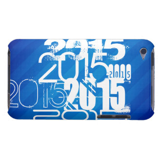 Royal Blue & White Class of 2015 Case-Mate iPod Touch Case