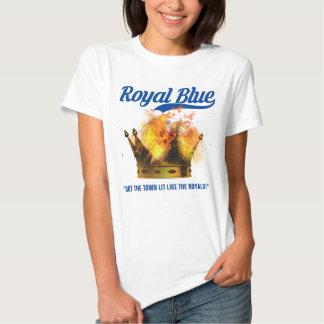 Royal Blue Women's T Shirt