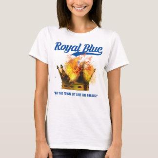 Royal Blue Women's T-Shirt