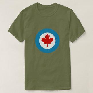 Royal Canadian Air Force Roundel Tee Shirt