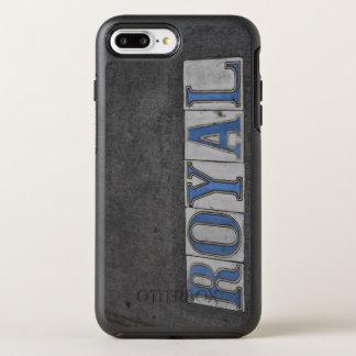 Royal Cellphone OtterBox Symmetry iPhone 8 Plus/7 Plus Case