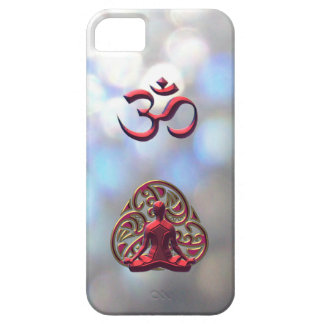 Royal Celtic Meditation OM-Symbol for iPhone 5 iPhone 5 Covers