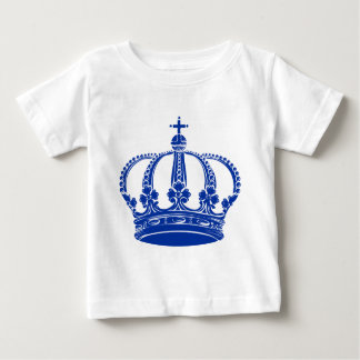 Royal Crown 02 - Navy Baby T-Shirt