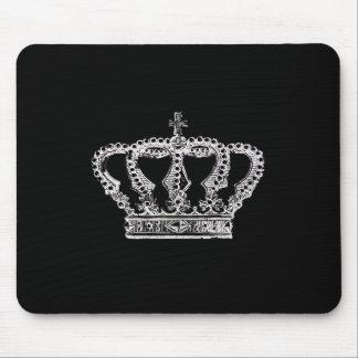 Royal Crown [Dark] Mouse Pad