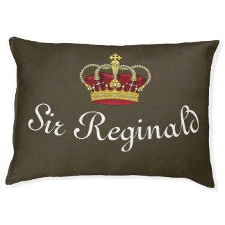 Royal Crown King's Dog Bed