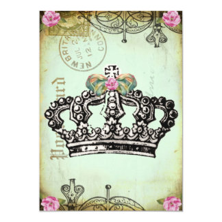 RoYaL CRoWN ReGaL iNViTaTioNs