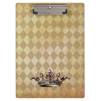 Royal Decree Clipboard