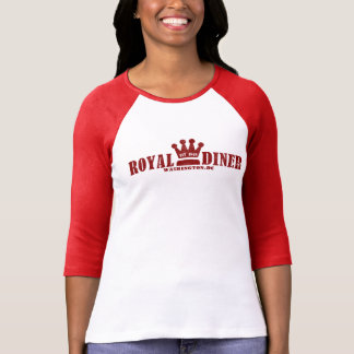 Royal Diner Raglan T-Shirt