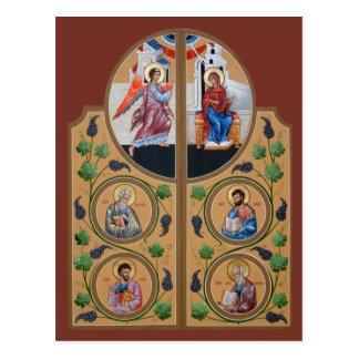 Royal Doors Prayer Card