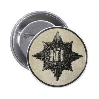 Royal Dragoon Guards Buttons