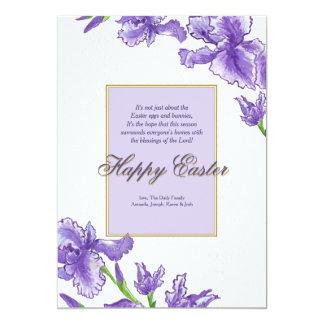 Royal Easter Greeting Card